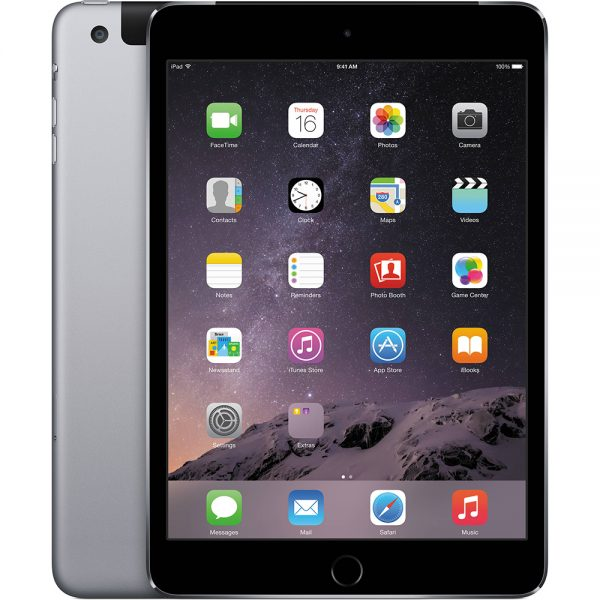 Apple iPad mini 4 Wi-Fi 4G 16Gb