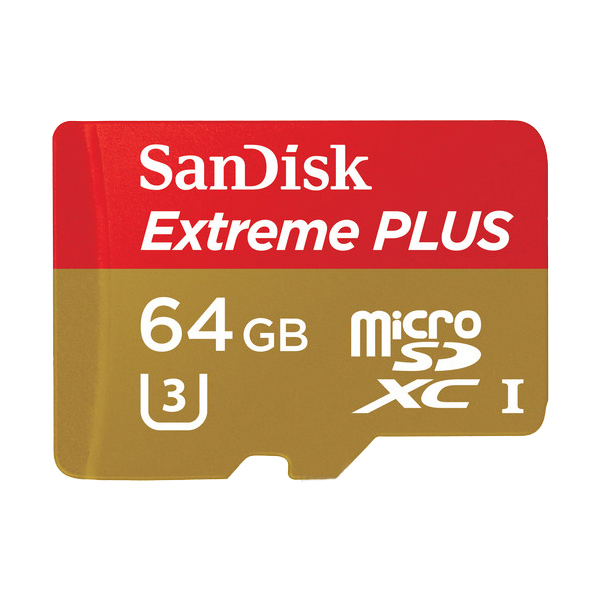 SanDisk Extreme 64GB microSDXC UHS-I