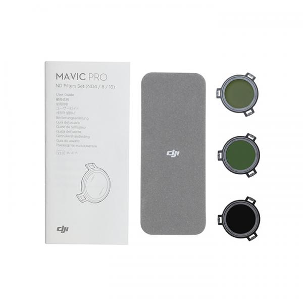 ND фильтры на объектив DJI Mavic Pro