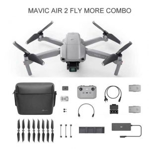 DJI-Mavic Air 2 fly more combo