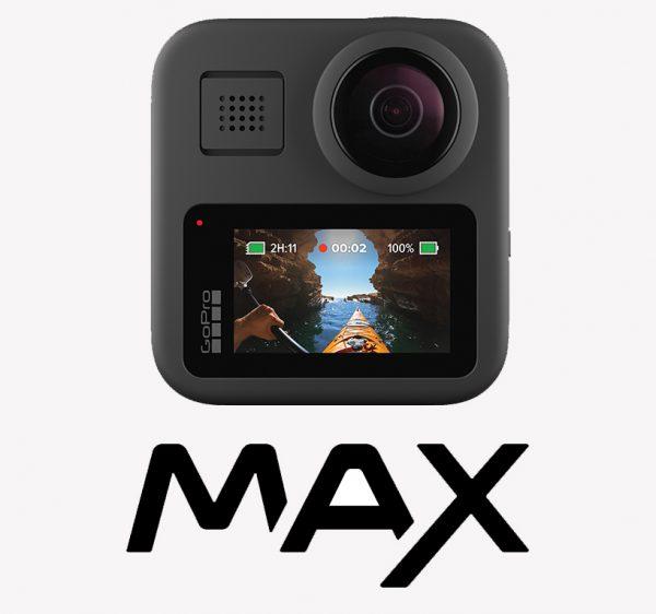 camera gopro max