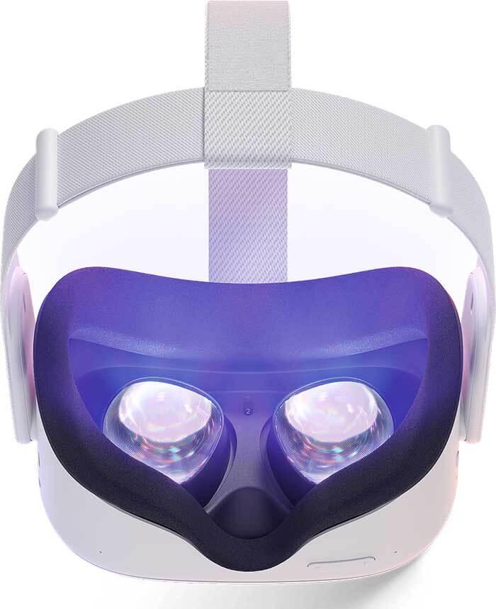Oculus Quest 2 pixels