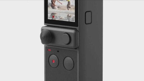 DJI Osmo Pocket 2 lcd