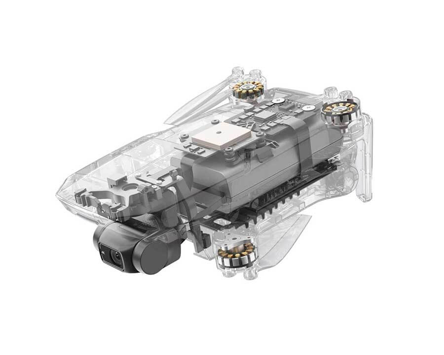 dji mavic mini 2 small