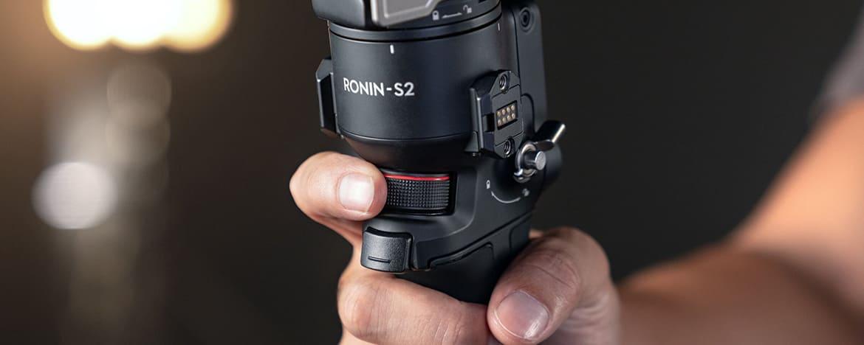 dji ronin s 2 focus