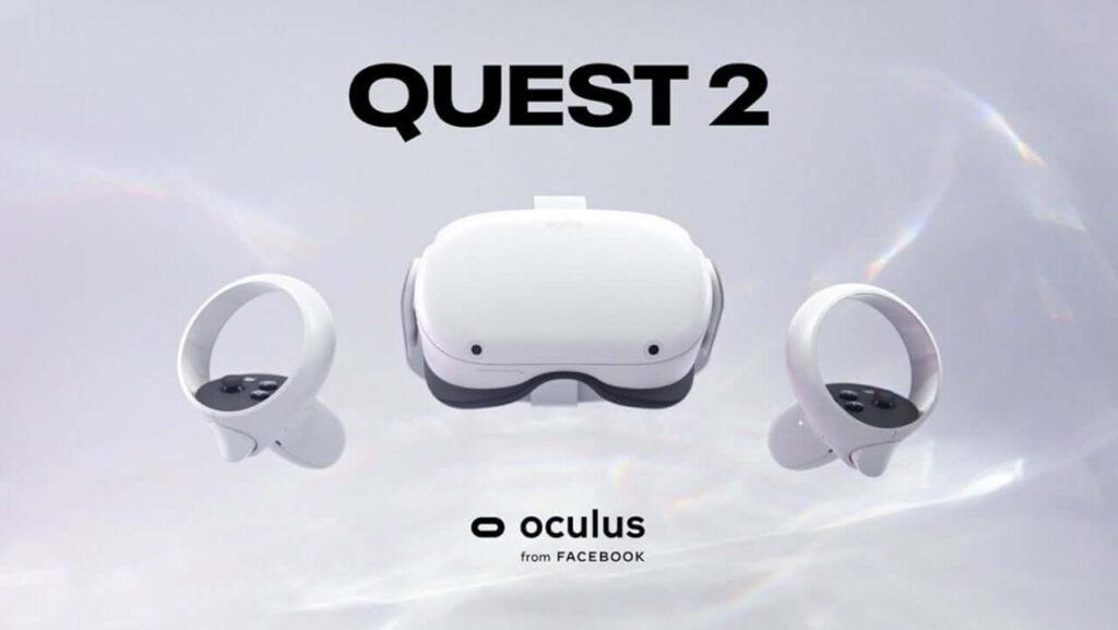 oculus quest 2 by facebook