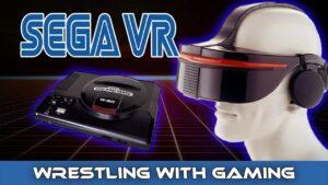 Sega Genesis vr