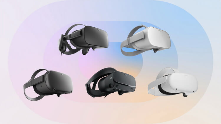All Oculus Headsets