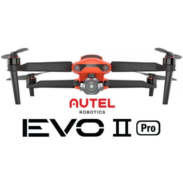 drone autel evo 2 pro 6k camera