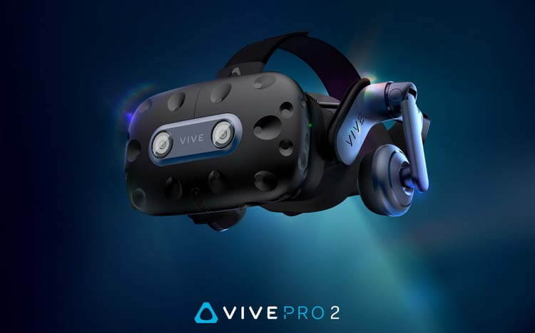 VR VIVE Pro 2