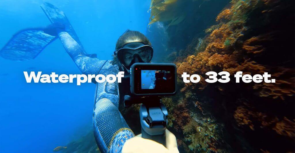 GoPro Hero10 Black Water Resistance