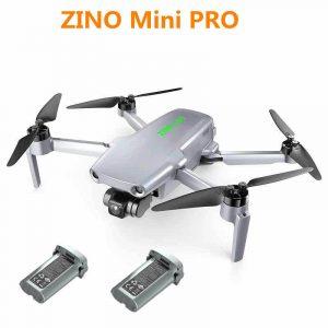 Hubsan ZINO Mini Pro 64Gb - 2 аакумулятора